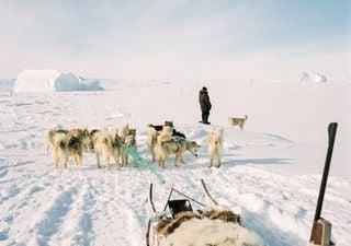 Así es Klinck, la 'casa' del récord de frío en el hemisferio norte