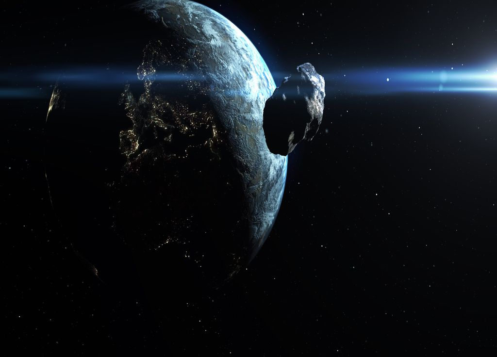 Astéroïde 2018 VP1