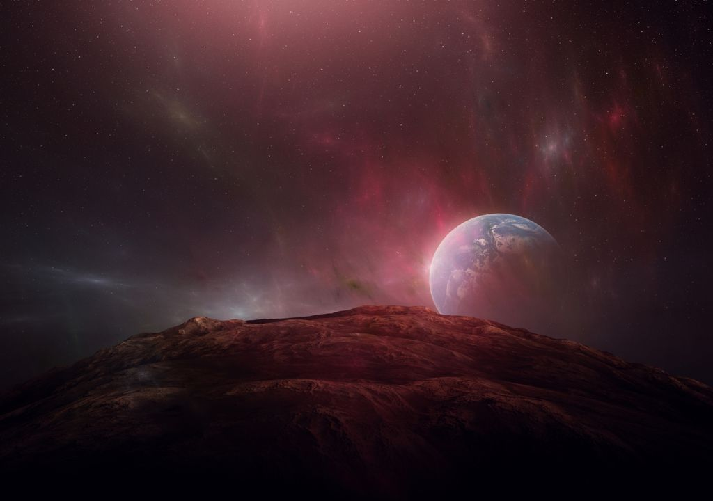 asteroide; Terra