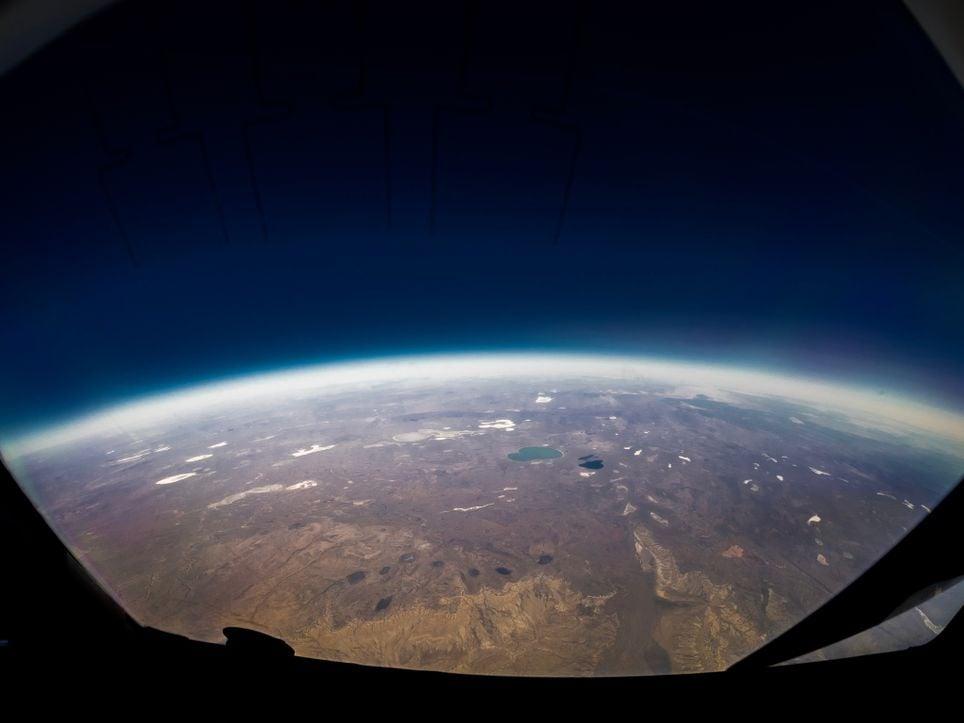 La NASA logró la foto de un asteroide a unos 700 metros