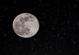 Astronomía de abril: Superluna rosa y lluvia de estrellas Líridas