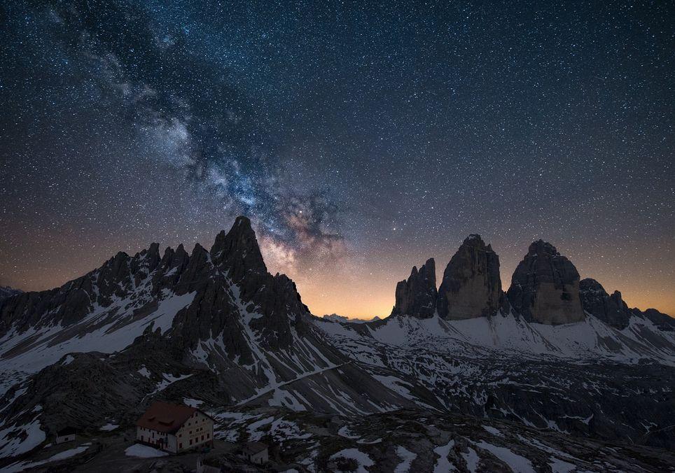 Astroturismo, i cieli più belli in Italia nell'estate del 2021