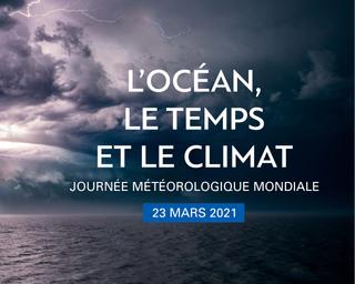 Mardi 23 mars, on celèbre la Journée météorologique mondiale !
