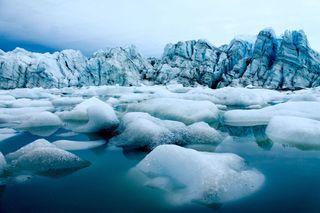 Aumenta el deshielo en Groenlandia