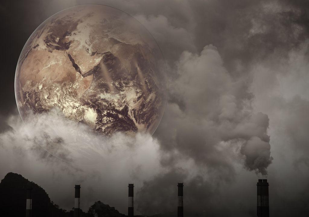 Contaminación ambiental, CO2