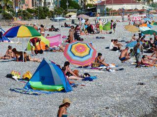 Avisos y alertas sanitarias en Europa occidental por ola de calor
