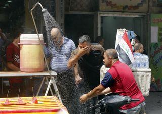 Bagdad, capital de Irak, registró un récord de 51.8 °C