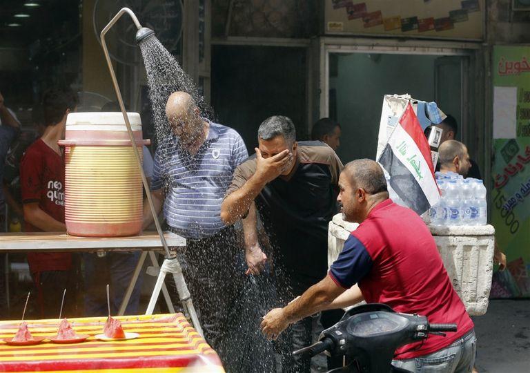 Calor Bagdad