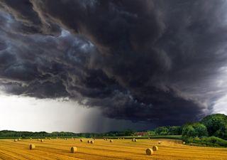 Baisse des températures et violents orages cette fin de semaine !