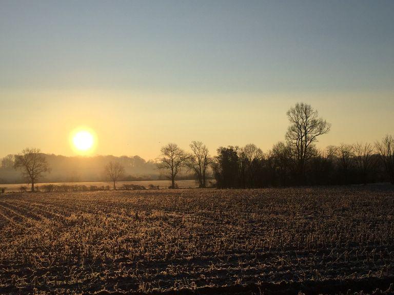 Après des journées de jeudi et vendredi plutôt maussades, le soleil sera de retour ce week-end mais dans une atmosphère bien plus hivernale...