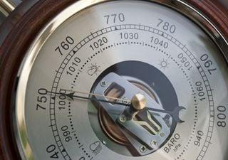 Barómetro y Barógrafo: observando la presión atmosférica