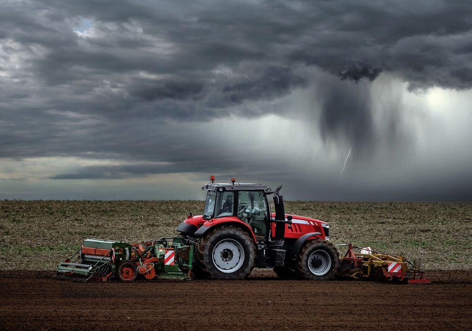 lluvias tormentas alerta rayo Pirovano pronóstico