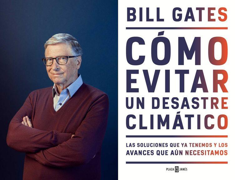 Bill Gates y su libro