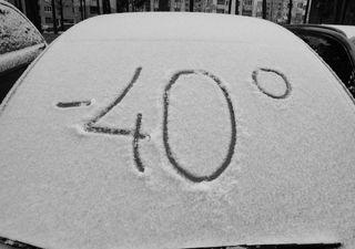 Bis minus 40°C: Der Winter schlägt in Europa wieder zu!