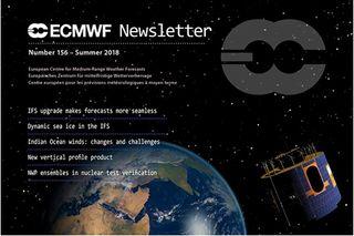 Boletín del ECMWF de verano 2018