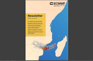 Boletín No. 160 - Verano 2019 del ECMWF