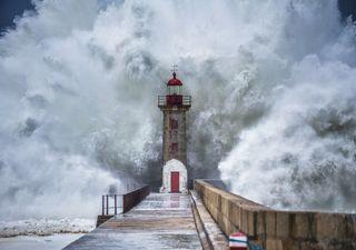 La superborrasca Bella dejará un importante temporal del noroeste