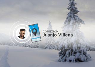 Última hora: ¡ya nieva a escasos kilómetros del Mediterráneo!
