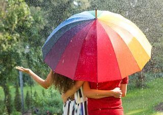 Una 'rara' borrasca amenaza con dejar una semana gris y lluviosa