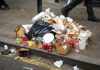 Cada persona genera hasta 8 kilos diarios de basura en Fiestas Patrias