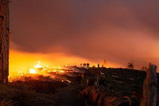 Californie : des incendies hors de contrôle, une saison à haut risque