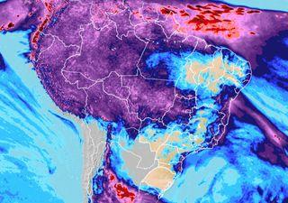 Calor retorna ao RS e há previsão de chuva em todas as regiões do país