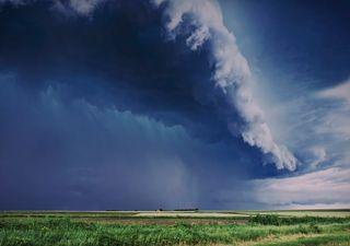 El calor de estos días agravará el inminente episodio de tormentas