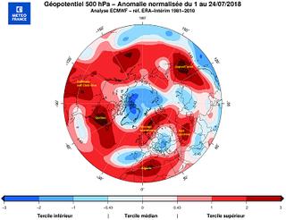 Calor y altísimas temperaturas: registros en todo el mundo