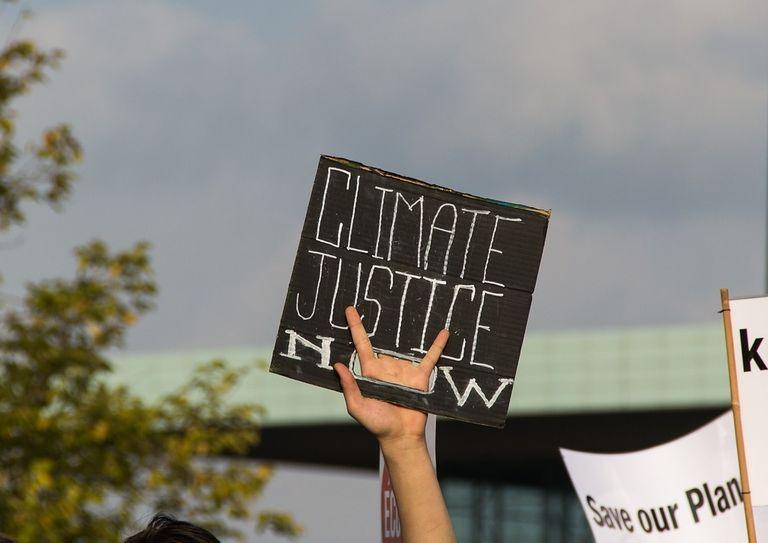 El cambio climático está siendo objeto de numerosas manifestaciones en Europa.