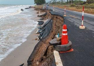 Cambio climático: estas ciudades quedarán pronto bajo el agua
