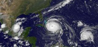 Cambio climático influye donde se forman los ciclones tropicales