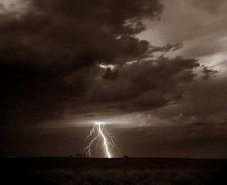 Cambios climáticos abruptos y actividad tormentosa