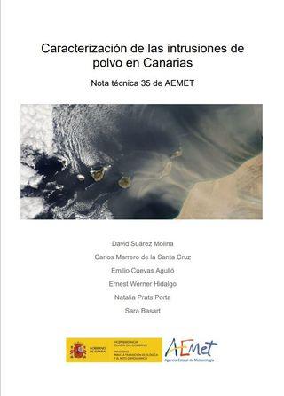 Caracterización de las intrusiones de polvo en Canarias