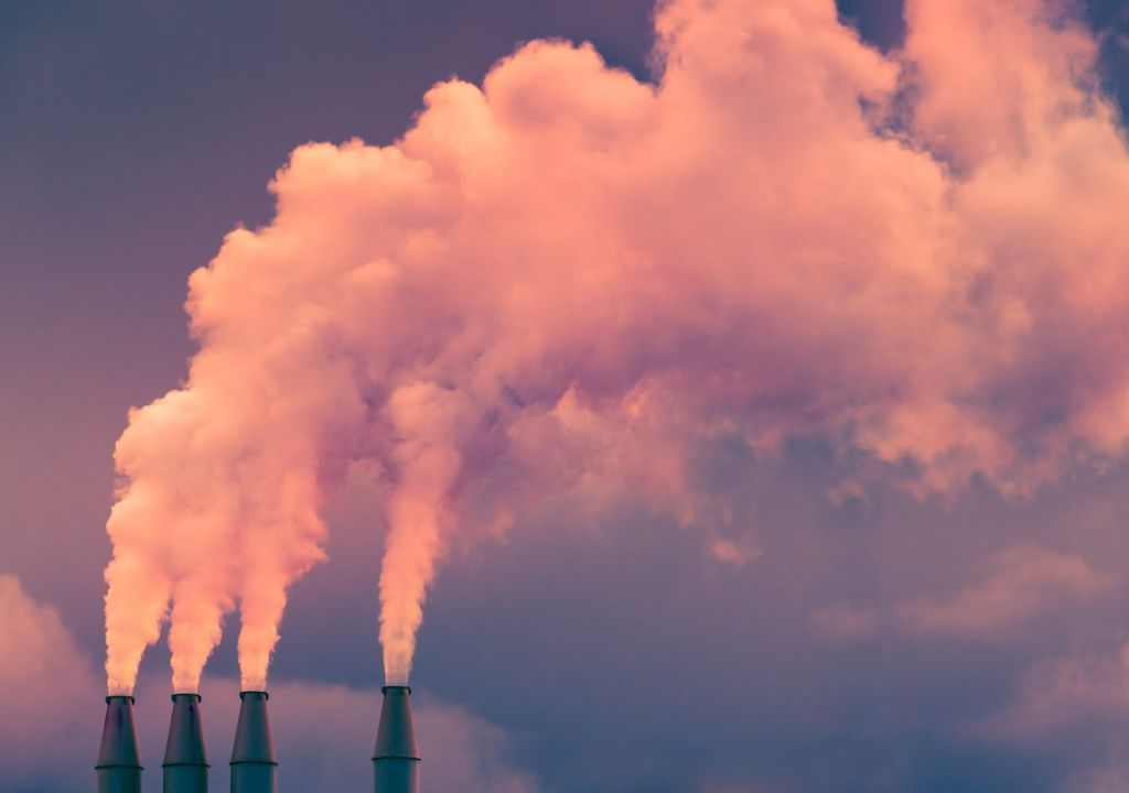 Capturing carbon dioxide from the atmosphere might be vital in reaching a net-zero emissions target.