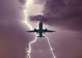 Cargar eléctricamente un avión podría ayudar a evitar los rayos