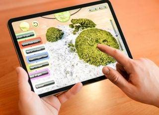 Cartografía de arrecifes de coral y ciencia ciudadana