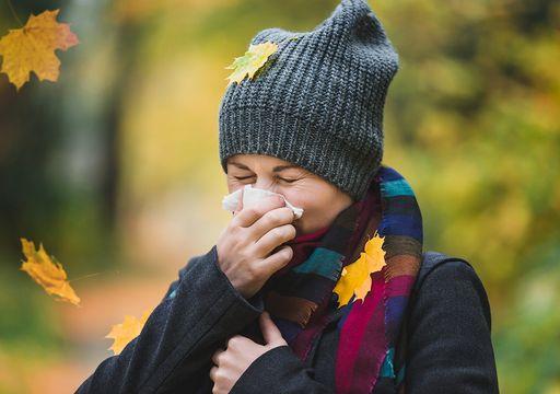 Catarros en otoño: cómo y cuándo nos atacan más