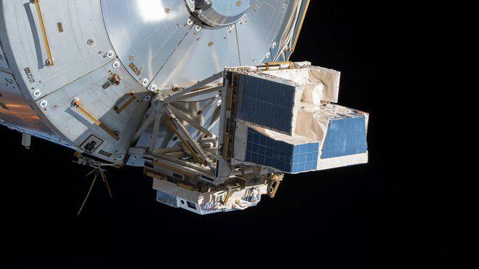 Imagen de la exploración humana y robótica: un día típico para los observadores de tormentas eléctricas desde la ISS/EEI