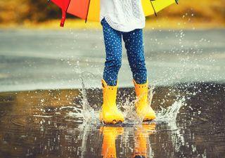 Semana muy lluviosa en la capital del país