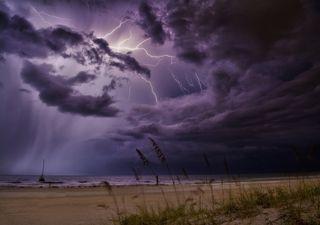 Météo du week-end : des orages localement violents attendus !