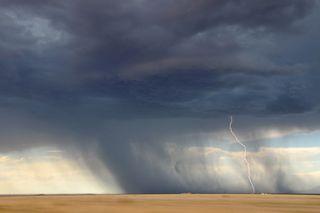 Ce week-end : fortes pluies et vent dans le sud-est