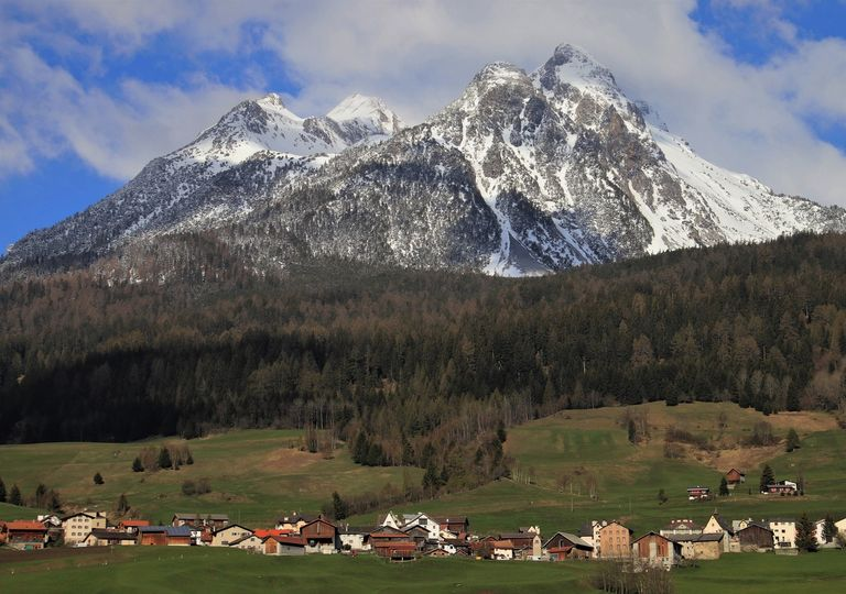 La neige va faire son retour dans les Alpes dès 1300 m.