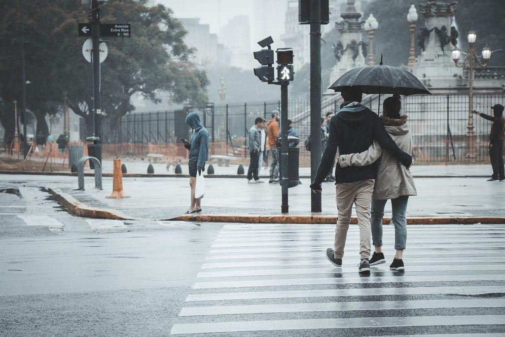 La pluie et la douceur font leur retour en cette fin de semaine.
