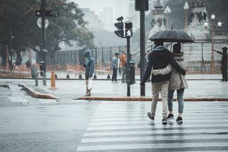 Ce week-end : temps pluvieux mais beaucoup plus doux !
