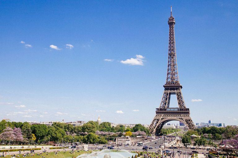 Chaleur à Paris