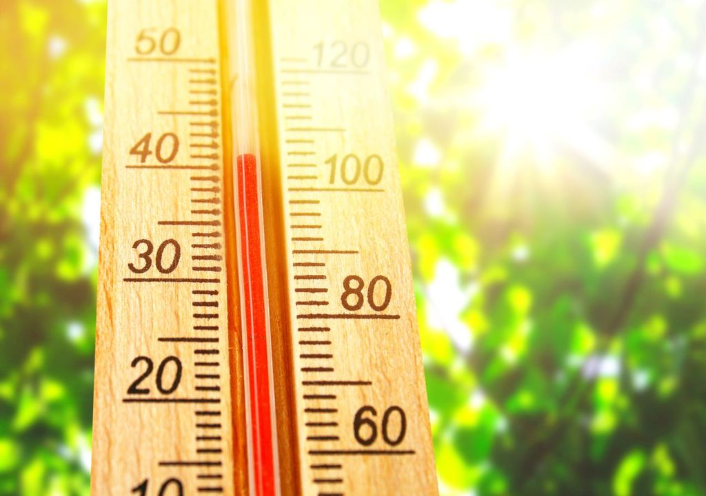 Chances of extreme high temperatures in the UK are increasing.