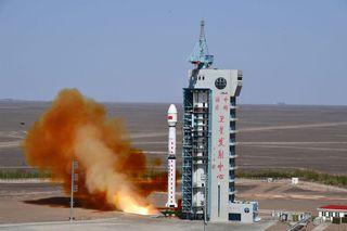 China lanza el satélite de teledetección Yaogan-34