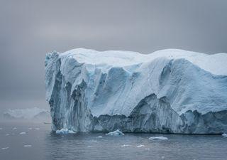 Groenlandia en alerta: llueve donde nunca antes había llovido