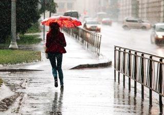 Chuvas ainda ocorrem no Centro-Norte e no Sul retornam as pancadas