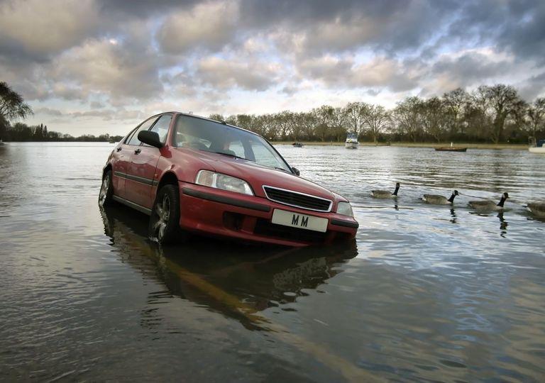 Inundações no Paquistão